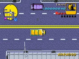 Grand Theft Auto Advance (E) [1742]